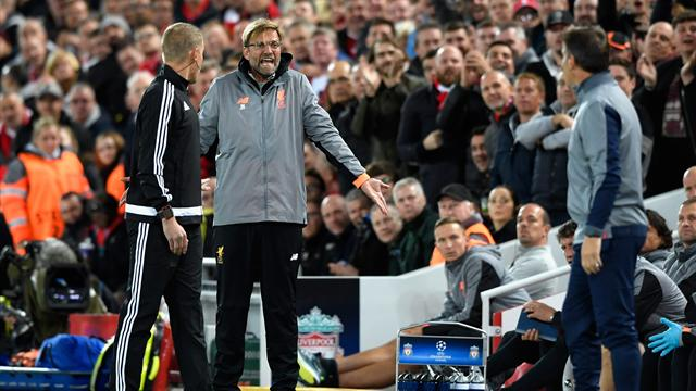 Klopp: We had answers for everything except the goals