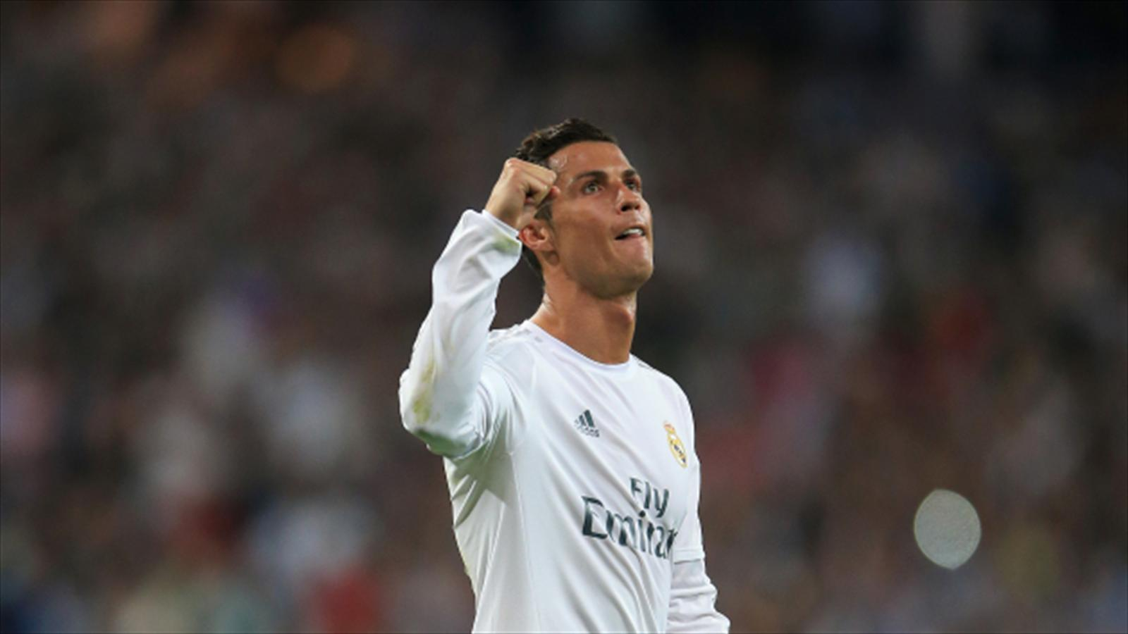 Zinedine Zidane: Real Madrid forward Cristiano Ronaldo is best in the