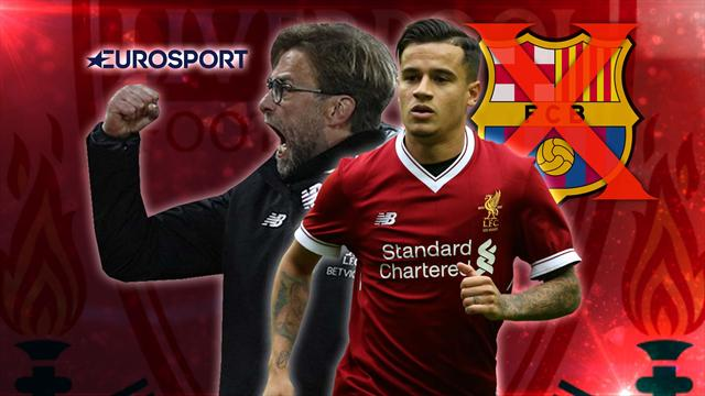 Euro Papers: Barcelona give up on Coutinho after Klopp's clever move