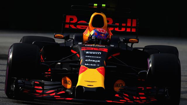Red Bull, Renault to split after 2018 F1 season