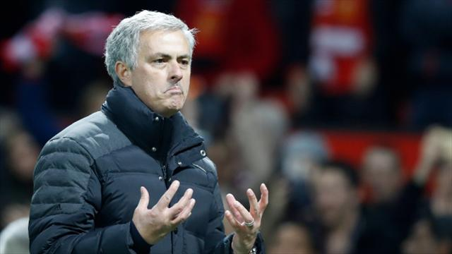 Jose Mourinho wants more goals from Manchester United