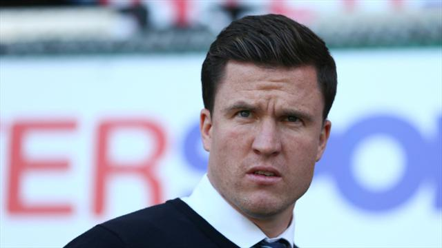 Gary Caldwell is sacked by Chesterfield