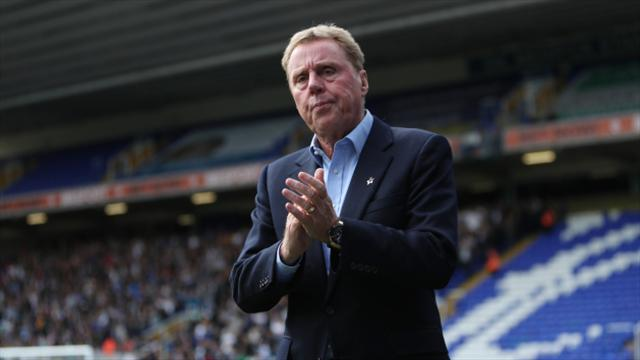 Harry Redknapp departs Birmingham City