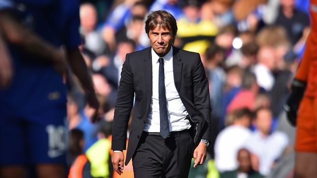 Chelsea's run of red cards leaves Conte bemused