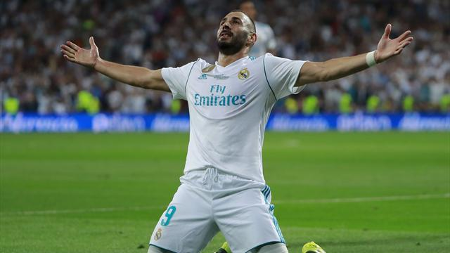 Benzema Latest Of Four Stars To Sign New Real Contract