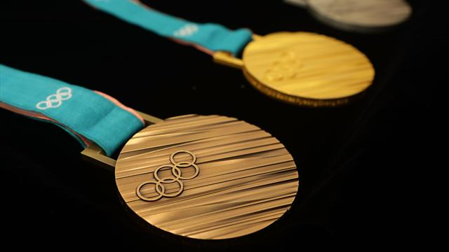 International Olympic Committee unveils PyeongChang 2018 medals