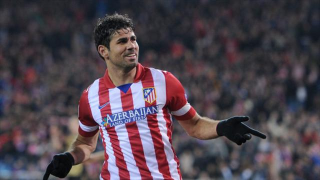 Chelsea agree to sell Diego Costa to Atletico Madrid