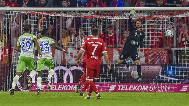 Ancelotti slams ´slow´ Bayern after Wolfsburg fightback