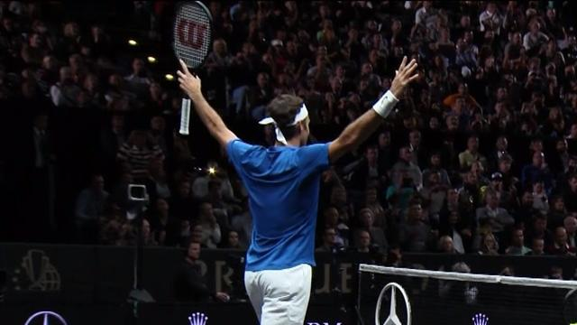 Highlights: Federer edges out Kyrgios to clinch inaugural Laver Cup