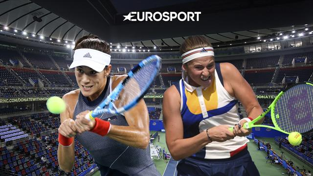 Muguruza – Ostapenko EN DIRECT