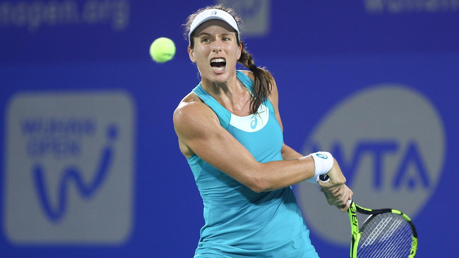 Johanna Konta: Give women more credit for top matches