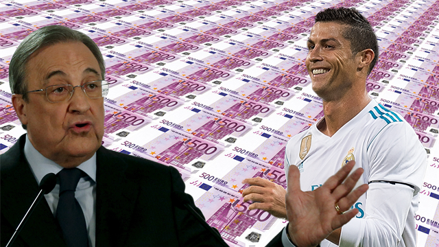 Euro Papers: Ronaldo makes eye-popping new Real Madrid demands