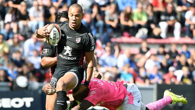 Stade Toulousain – Agen EN DIRECT