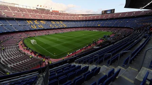 Barcelona's La Liga Game Against Las Palmas Has Been Called Off