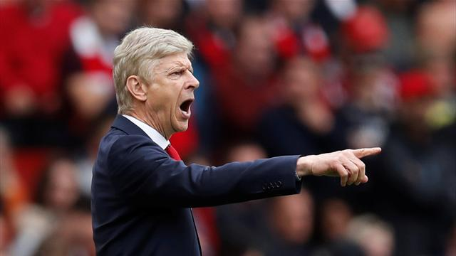 Wenger delighted with 'united' response to Anfield mauling
