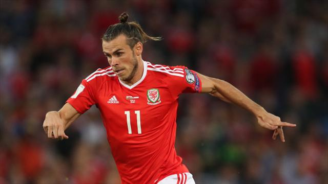 Gareth Bale will miss the crunch WC tie with Ireland