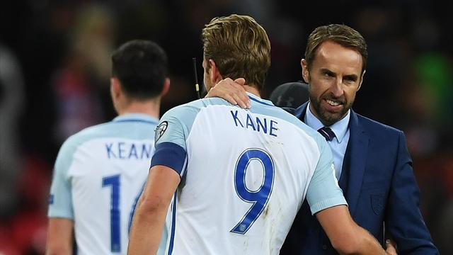 Southgate: England won't 'become Spain' any time soon and have to improve