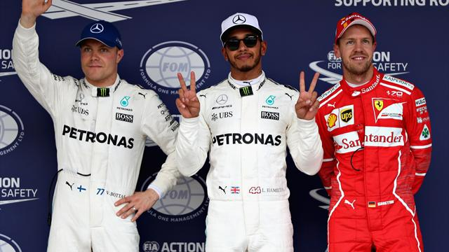 Superb Hamilton seizes pole in Japan