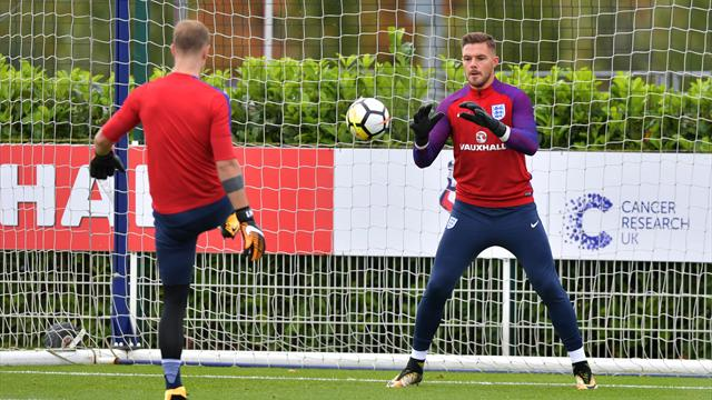 Butland to replace Hart for Lithuania clash, confirms Southgate