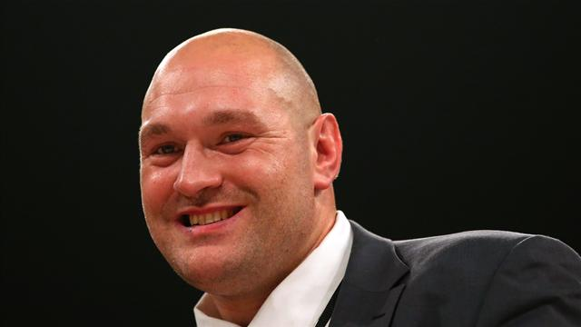 Fury reveals plans to fight three times in 2018