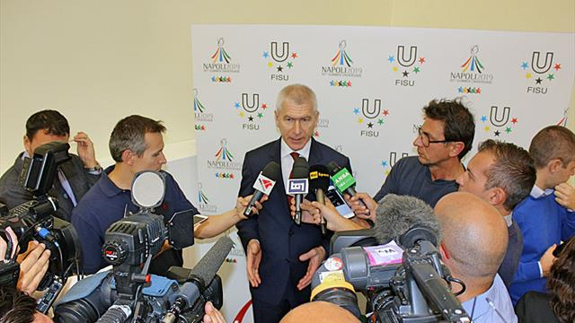 FISU & Napoli 2019 OC pledge to seek Efficient and Creative Solutions