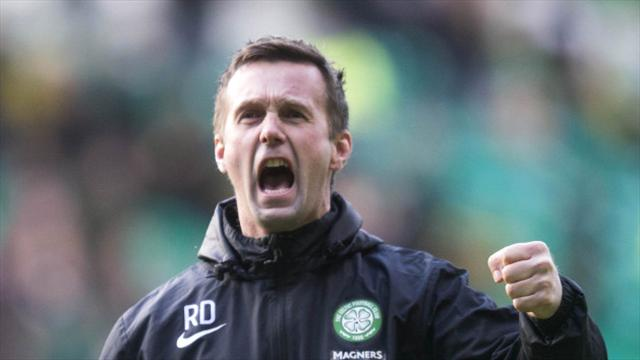 Ronny Deila strips off to inspire his team