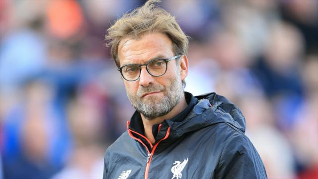 Henderson selection leaves Klopp unhappy