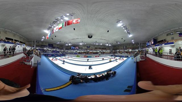 Canada secure World Mixed Curling Championships semi-final spot