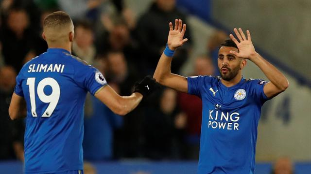 Riyad Mahrez wins crucial point after brilliant Nacer Chadli strike