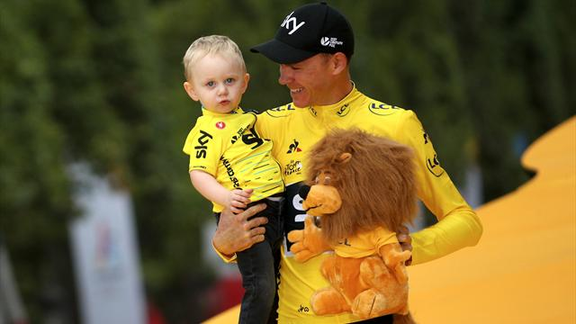 Tour de France 2018 route: what it means for Froome