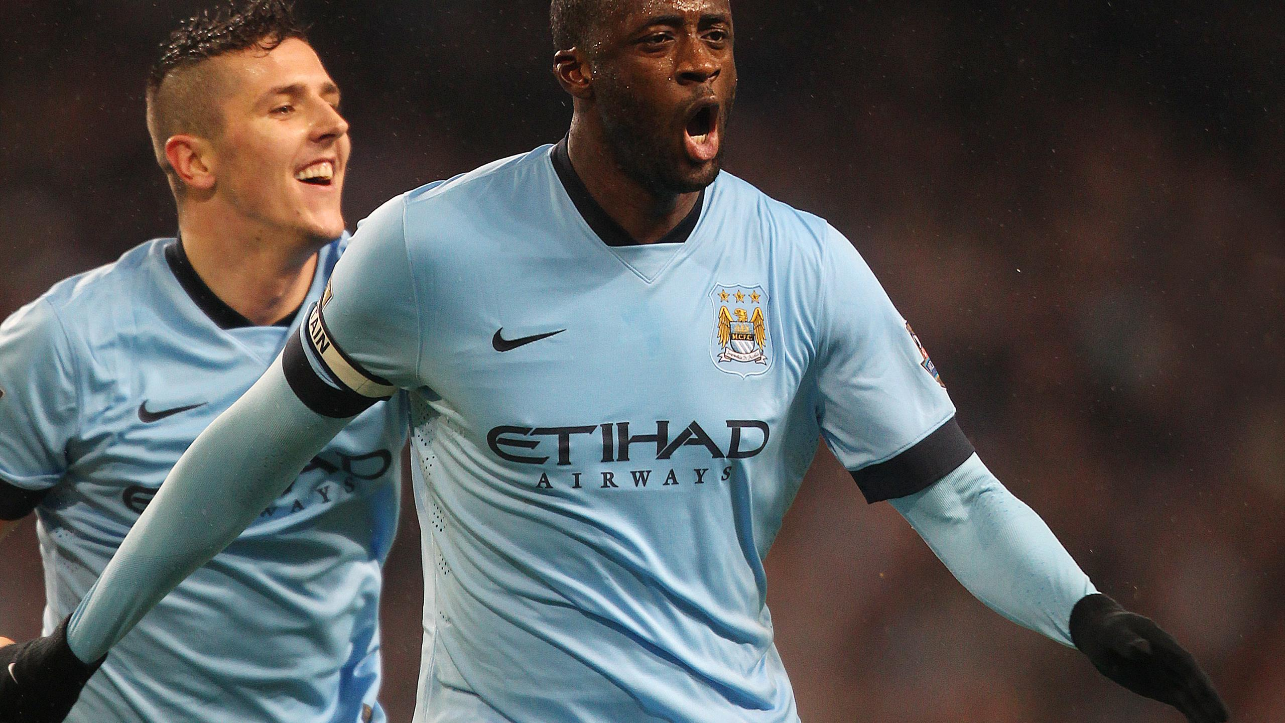 Yaya Toure is planning to stay at Manchester City