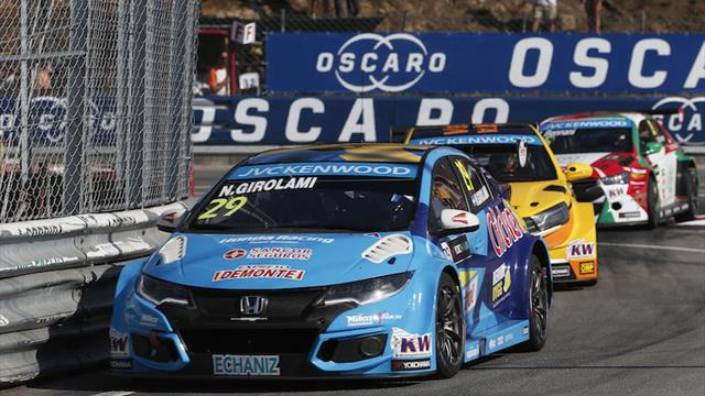 Street track fan Girolami targets more WTCC luck in Vila Real