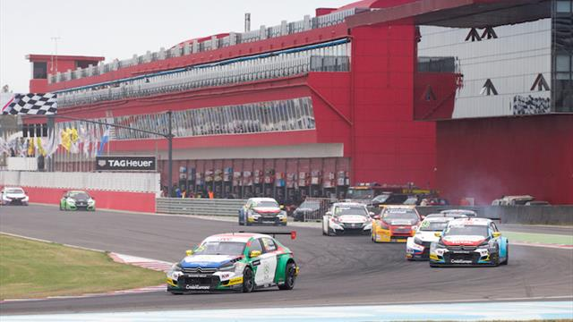 Too close to call: WTCC Trophy title battle intensifies