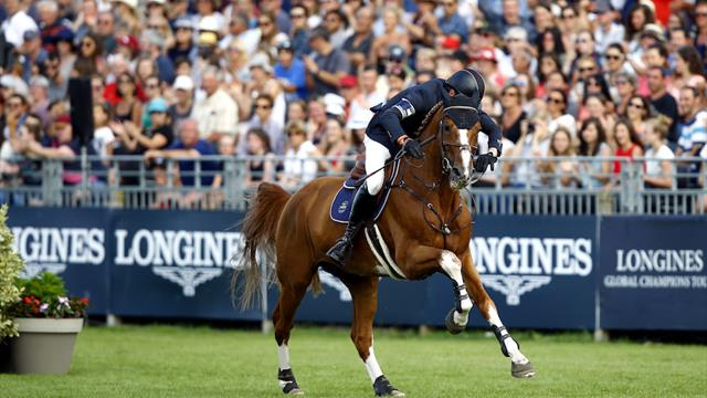 Britain's Brash Brilliant at Chantilly CSI5*, but Smolders Steals Spotlight