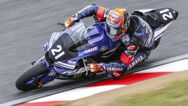 Yamaha Factory aiming for a hat-trick