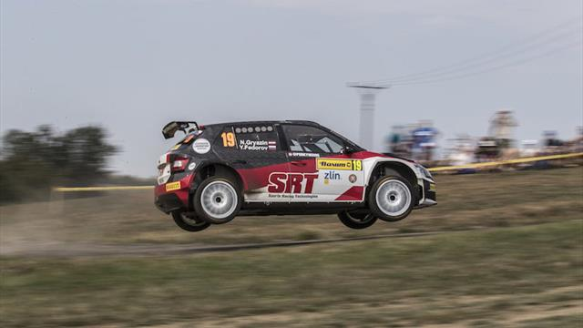 ERC target achieved for Gryazin