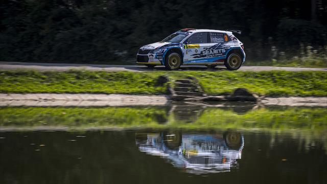 Rally di Roma Capitale gets strong ERC debut entry