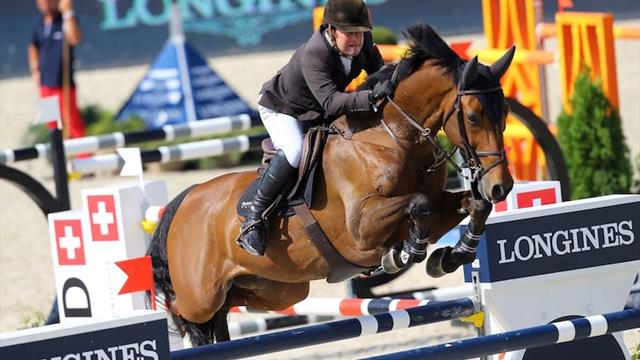 Heavenly landscape and worldwide elite for the Longines CSI 5* of Lausanne